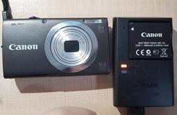 【二手相機】Canon PowerShort A2400 IS