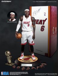 全新現貨 ENTERBAY 1/6 詹姆斯 LEBRON JAMES HEAT 邁阿密 NBA 非 KOBE CURRY