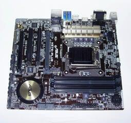【大媽電腦】華碩 H97M-PLUS 主機板 1150腳位 DDR3 INTEL H97晶片組 M.2 HDMI 附擋板
