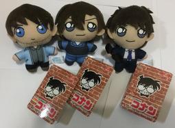 【出清】三款合售 名偵探柯南 日本SEGA 景品 警察學校時期 娃娃布偶玩偶吊飾 松田 荻原 蘇格蘭