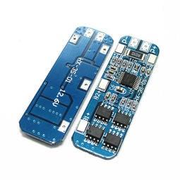 3串12V18650鋰電池保護板11.1V 12.6V防過充 過放峰值10A過流保護