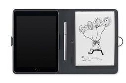 限時特價Wacom Bamboo Spark with snap-fit  智慧型數位記事本