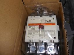 日本 富士FUJI電磁接觸器SC-2SN(50) SC-3N  線圈100-110V  200-220V 15-20HP
