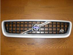 美品 富豪 VOLVO V70R S60R XC70 '04~09 正廠 R版水箱罩 #J066