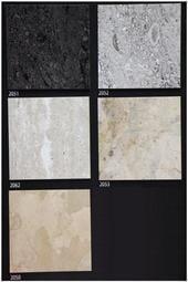 方塊塑膠地板 仿石材塑膠地磚 PVC地磚 仿木地板 仿大理石 耐磨、海島 非自黏 無背膠 北部可代工