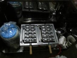 摺疊 手推車 攤車 雞蛋糕爐具 打蛋器  保溫桶  餡料杓  倒麵糊器