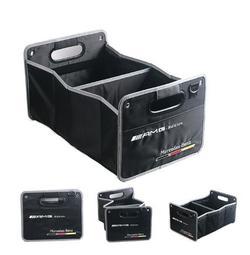 適用於Mercedes Benz奔馳GLK級E級新C級GLC車載儲物箱雜置物箱AMG後備箱收納盒