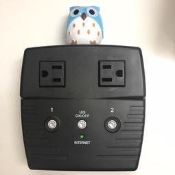 *小米資訊* 遠端電力控制器 網路電力控制 電源控制器 UIS-522b (取代UIS-322b) MSN SWITCH