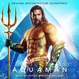【預購】【美版】水行俠 電影原聲帶 Aquaman -794043197321