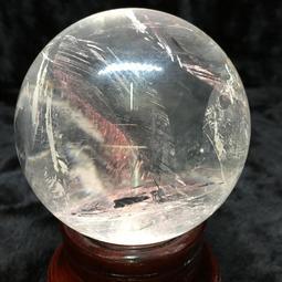 白水晶球77mm