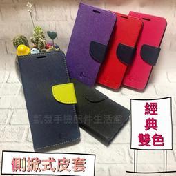 三星Galaxy A31 (SM-A315G) 6.4吋《經典款雙色側掀皮套》皮套可立支架手機套書本套保護殼手機殼保護套
