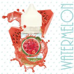 【迷霧蒸氣】西瓜冰Watermelon Ice非 電 子菸煙小煙油小菸油丁鹽鹽油【AMA068】