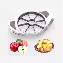 水果切片器 不銹鋼蘋果刀切果器 家居工具切蘋果器 切水果 特價