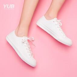雨鞋短 yub時尚女雨鞋休閒防滑短筒膠鞋防水鞋情侶平底水靴套鞋夏季雨鞋