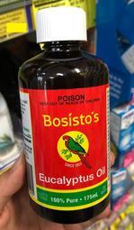 預購~澳洲 Bosisto's 100%尤加利精油 (澳洲平行輸入)