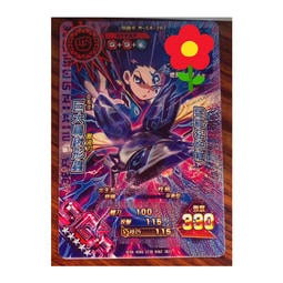 甲蟲王者 第10彈卡片 販售中哦❤️(巨大扁鍬形蟲)(閃卡)