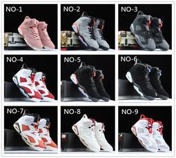 "Air jordan 6 retro ""infrared 2019 release""喬丹AJ6代復古休閑文化籃球鞋"