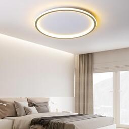 110V~最新款 超薄 LED  吸頂燈  北歐 無極變色 遙控吸頂燈