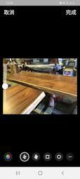 二手中古實木長桌,台灣黑壇木,新買價4萬/張 ,實木桌板材用得很厚很紮實,請問大戶藥師