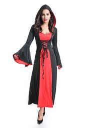 現貨尾牙成人女巫服裝cos海盜服鬼新娘公主巫婆尾牙服裝吸血鬼服